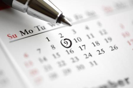 Trong tháng có những ngày nào tốt?