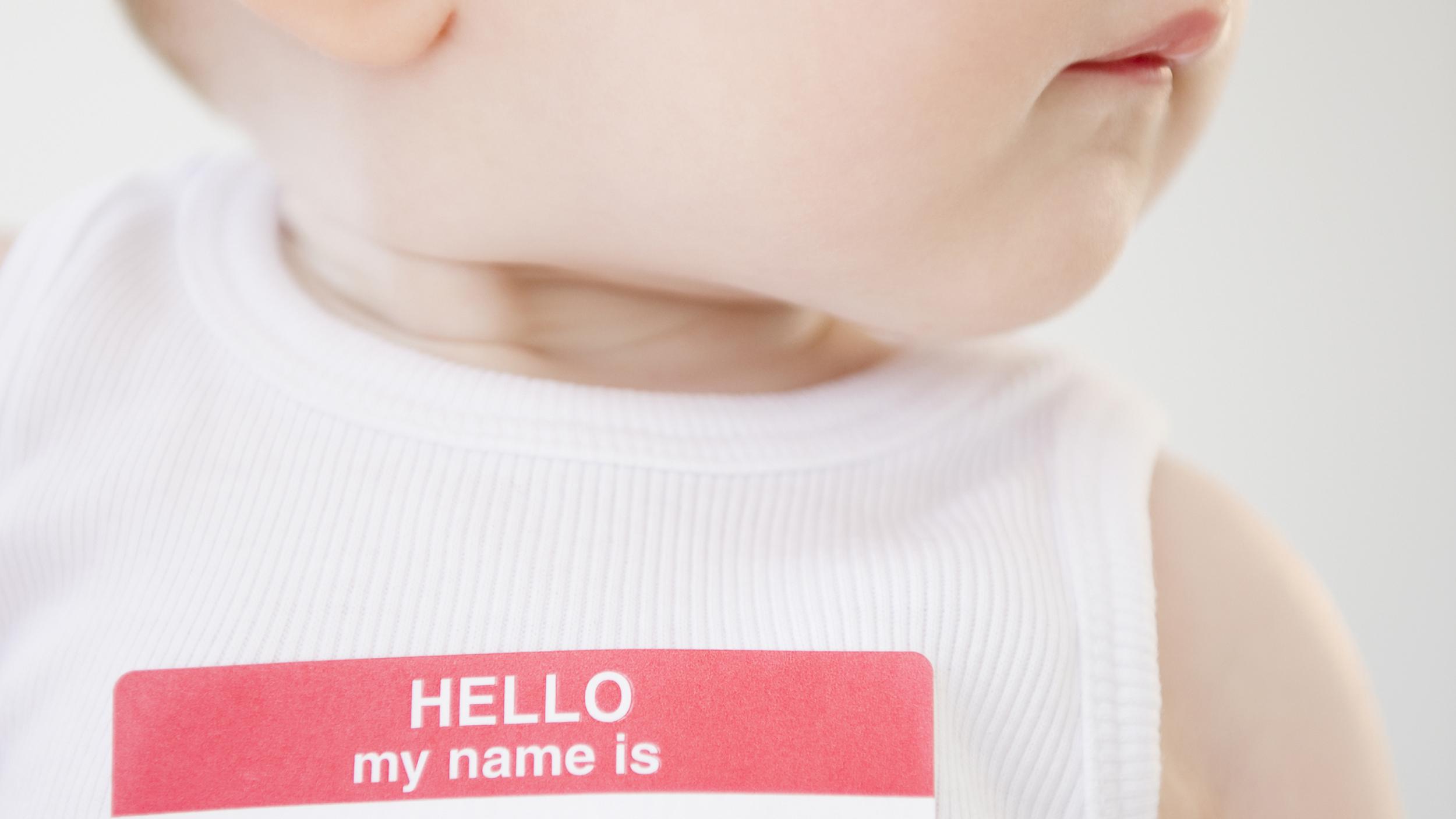 Đặt tên cho con gái, con trai đẹp và dễ thương nhất